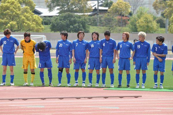 天皇杯県予選 vs東レ名古屋7