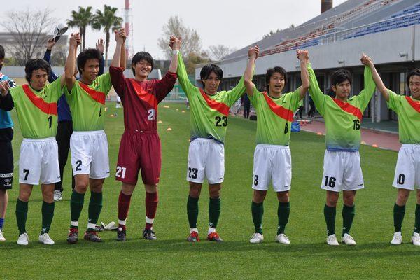 天皇杯県予選 vs豊田車体13