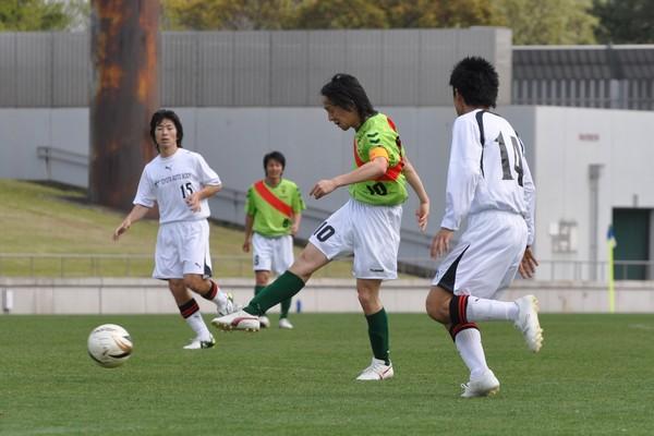 天皇杯県予選 vs豊田車体12