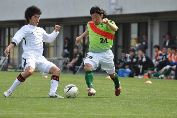 天皇杯県予選 vs豊田車体11