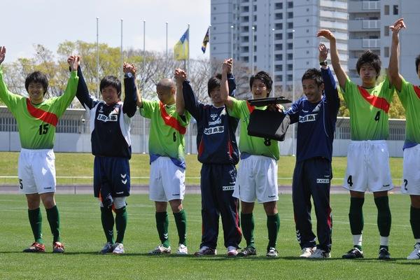 天皇杯県予選 vsトヨタ蹴球団6