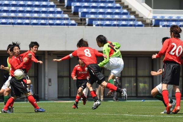 天皇杯県予選 vsトヨタ蹴球団2
