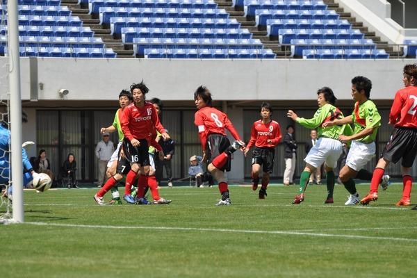 天皇杯県予選 vsトヨタ蹴球団3