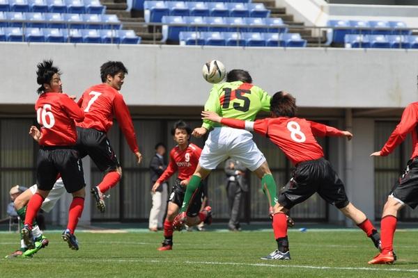 天皇杯県予選 vsトヨタ蹴球団1