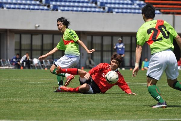 天皇杯県予選 vsトヨタ蹴球団15