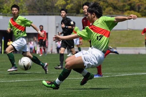 天皇杯県予選 vsトヨタ蹴球団18