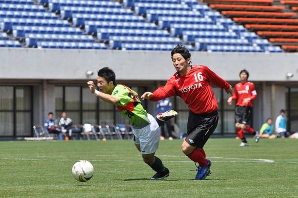 天皇杯県予選 vsトヨタ蹴球団17