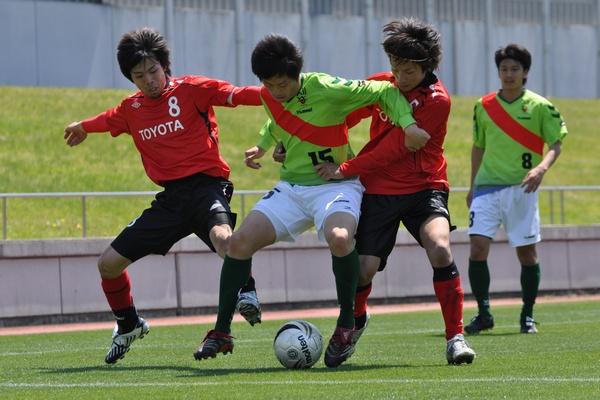 天皇杯県予選 vsトヨタ蹴球団22