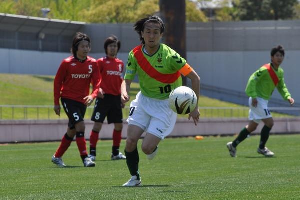 天皇杯県予選 vsトヨタ蹴球団21