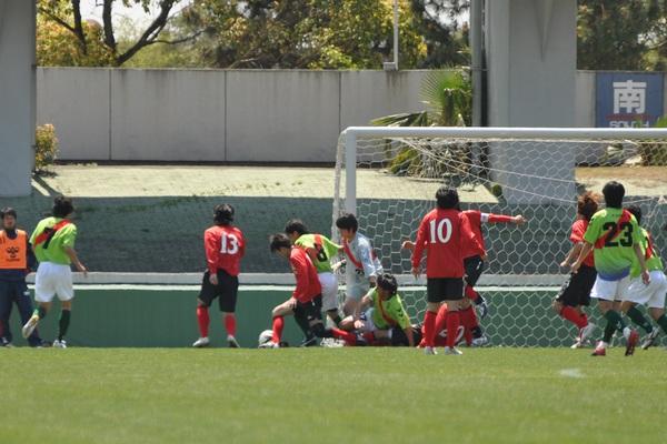 天皇杯県予選 vsトヨタ蹴球団24
