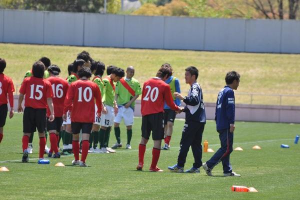 天皇杯県予選 vsトヨタ蹴球団8