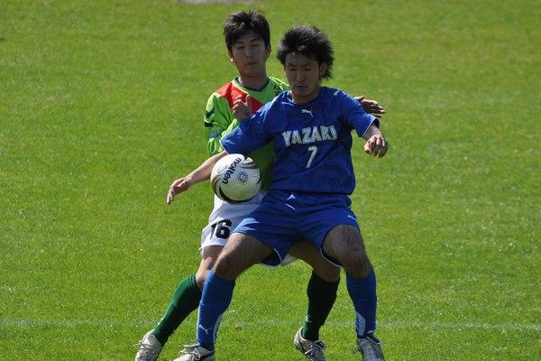 2010東海社会人リーグ第18節 vs矢崎バレンテ3