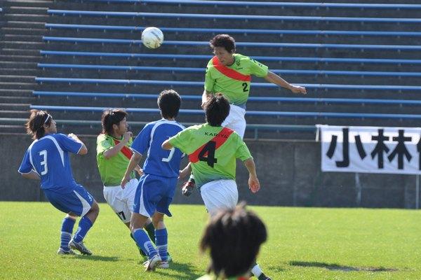 2010東海社会人リーグ第18節 vs矢崎バレンテ1