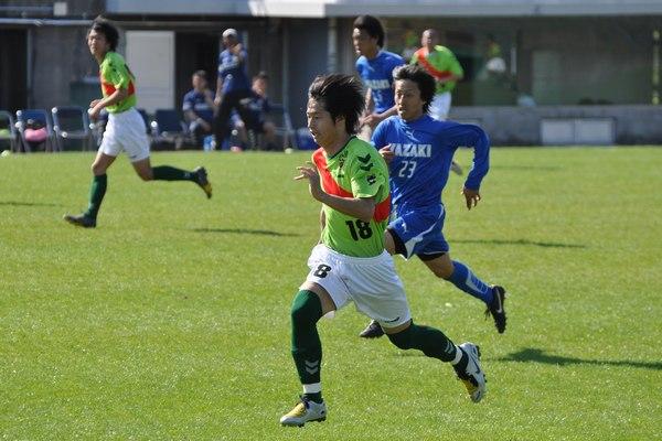 2010東海社会人リーグ第18節 vs矢崎バレンテ4