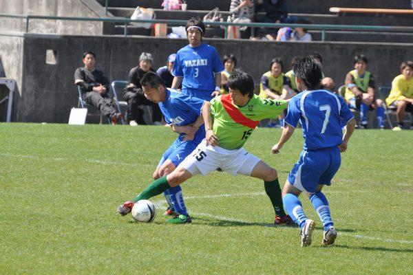 2010東海社会人リーグ第18節 vs矢崎バレンテ11