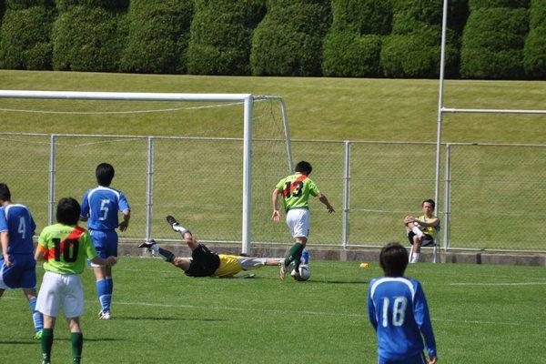 2010東海社会人リーグ第18節 vs矢崎バレンテ16