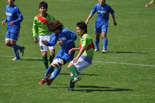 2010東海社会人リーグ第18節 vs矢崎バレンテ13