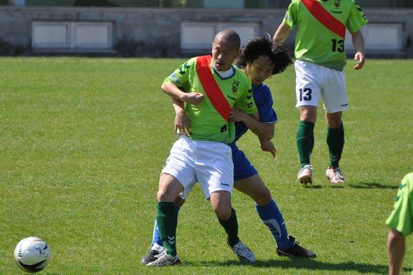 2010東海社会人リーグ第18節 vs矢崎バレンテ12