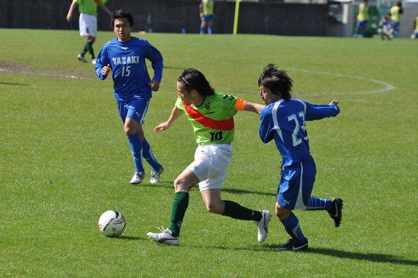 2010東海社会人リーグ第18節 vs矢崎バレンテ20