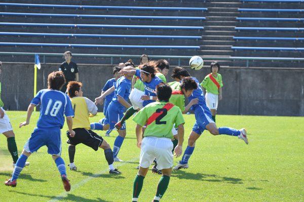 2010東海社会人リーグ第18節 vs矢崎バレンテ18