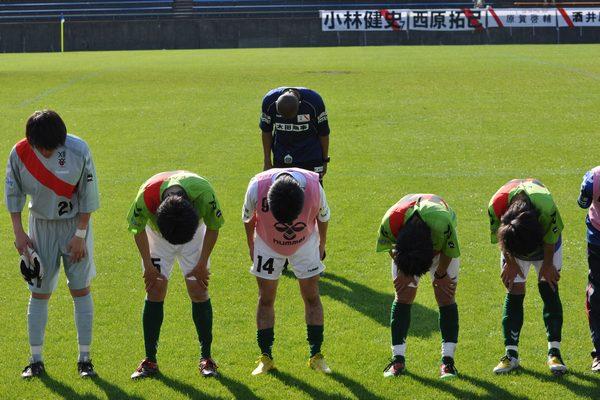 2010東海社会人リーグ第18節 vs矢崎バレンテ26