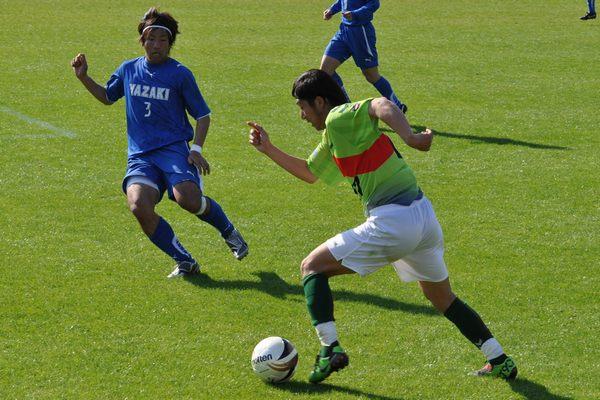 2010東海社会人リーグ第18節 vs矢崎バレンテ24