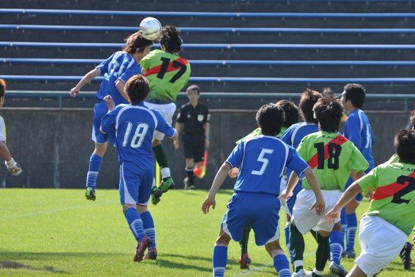 2010東海社会人リーグ第18節 vs矢崎バレンテ22
