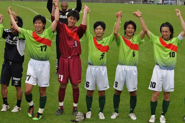 2010東海社会人リーグ第2節 vs芙蓉クラブ4