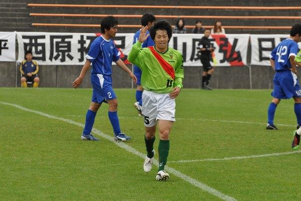 2010東海社会人リーグ第2節 vs芙蓉クラブ2