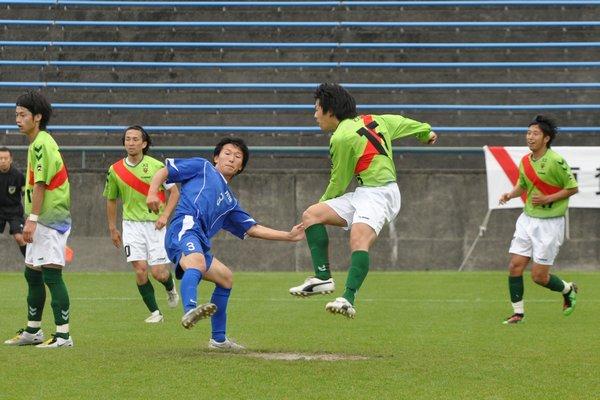 2010東海社会人リーグ第2節 vs芙蓉クラブ1