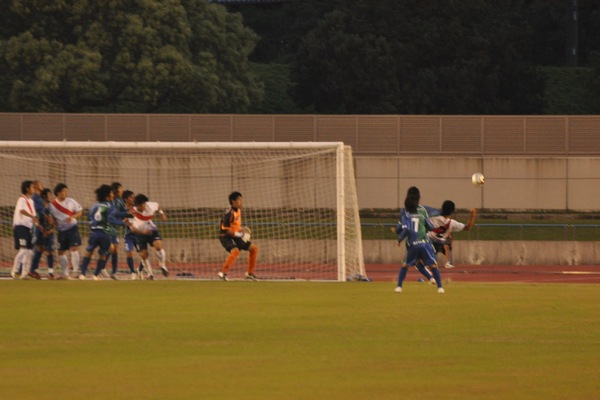 2010東海社会人リーグ第3節 vs鈴鹿ランポーレ2