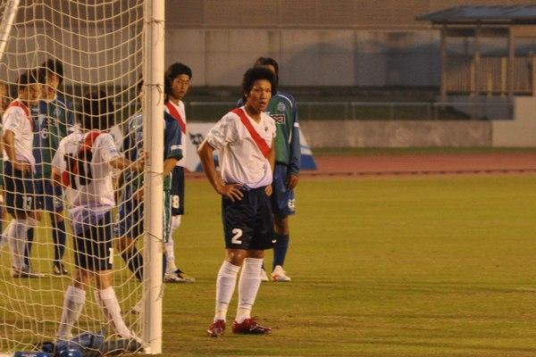 2010東海社会人リーグ第3節 vs鈴鹿ランポーレ1