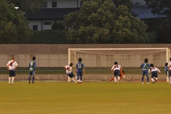 2010東海社会人リーグ第3節 vs鈴鹿ランポーレ3