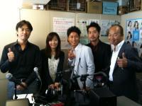 清原さん、池田さん、神農さん
