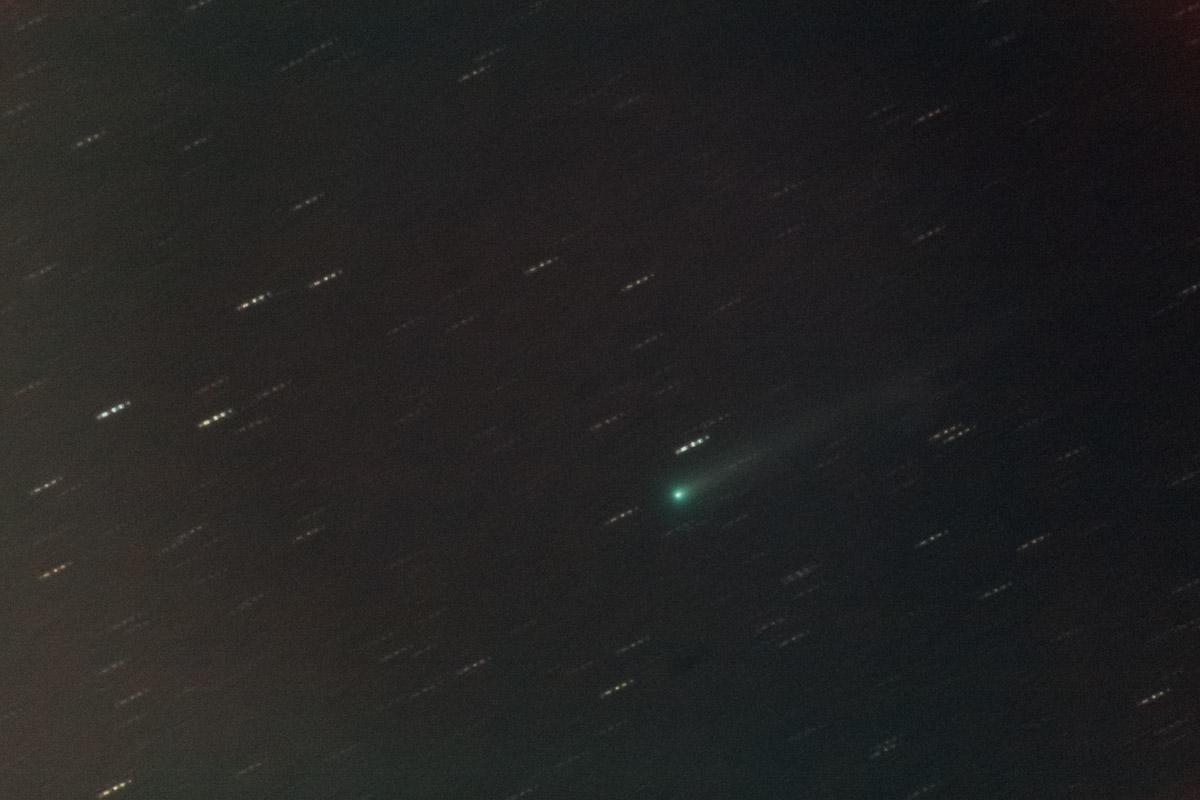 アイソン彗星20131106