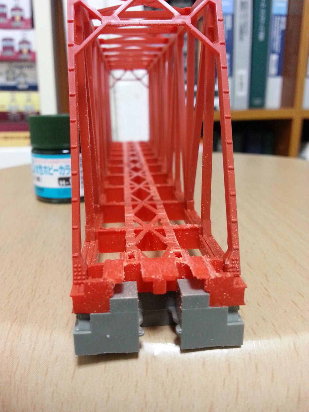 鉄橋加工3