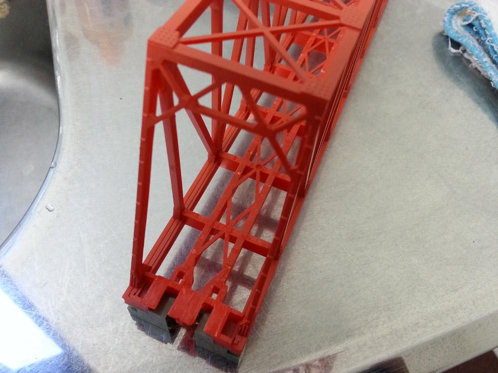 鉄橋加工4