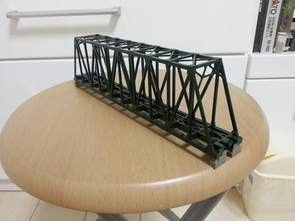 鉄橋加工5