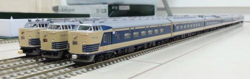 新KATO583系3