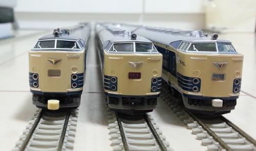 新KATO583系9