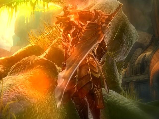 テラサイダーの大剣2
