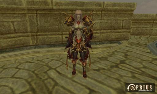 暗黒騎士LV75