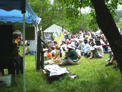 イベント観客