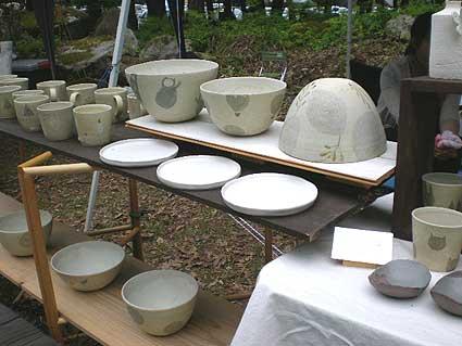 陶器のおみせ