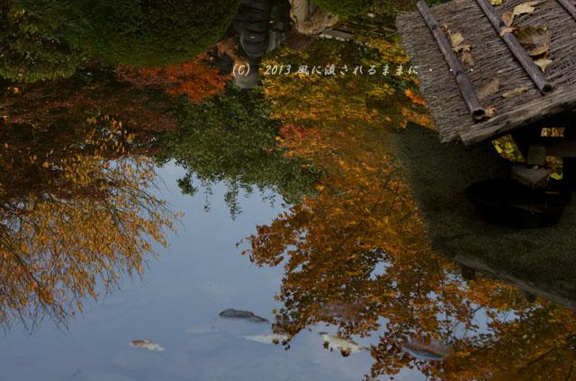 2013年 京都・詩仙堂の紅葉13
