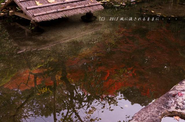 2013年 京都・詩仙堂の紅葉14