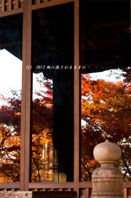 京都・落西 勝持寺(しょうじじ)の紅葉27