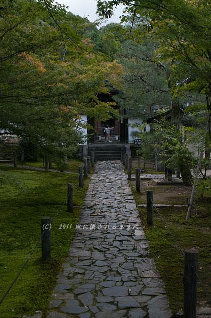 京都・酬恩庵一休寺の風景5