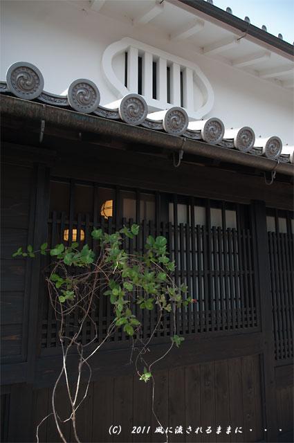 奈良・今井町 窓