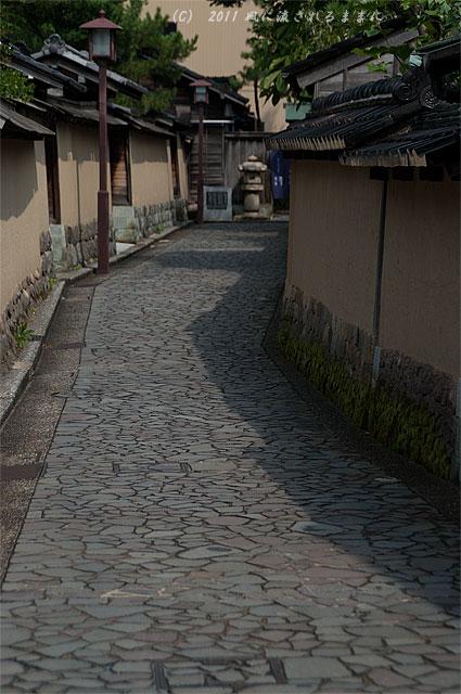 金沢・長町武家屋敷2